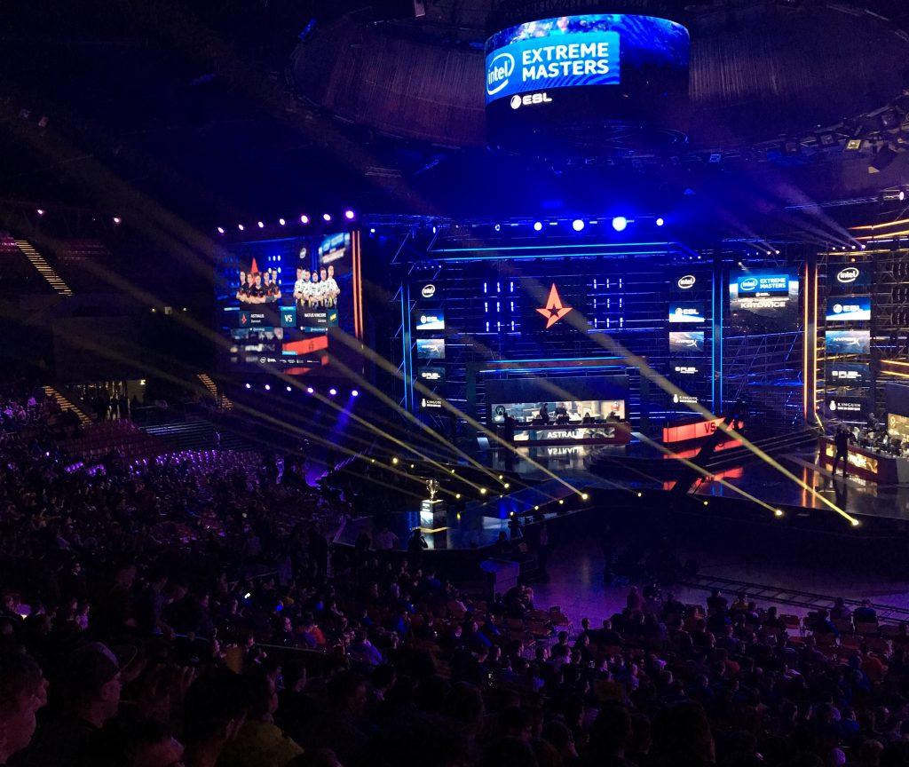 Relacja z Intel Extreme Masters 2017_3