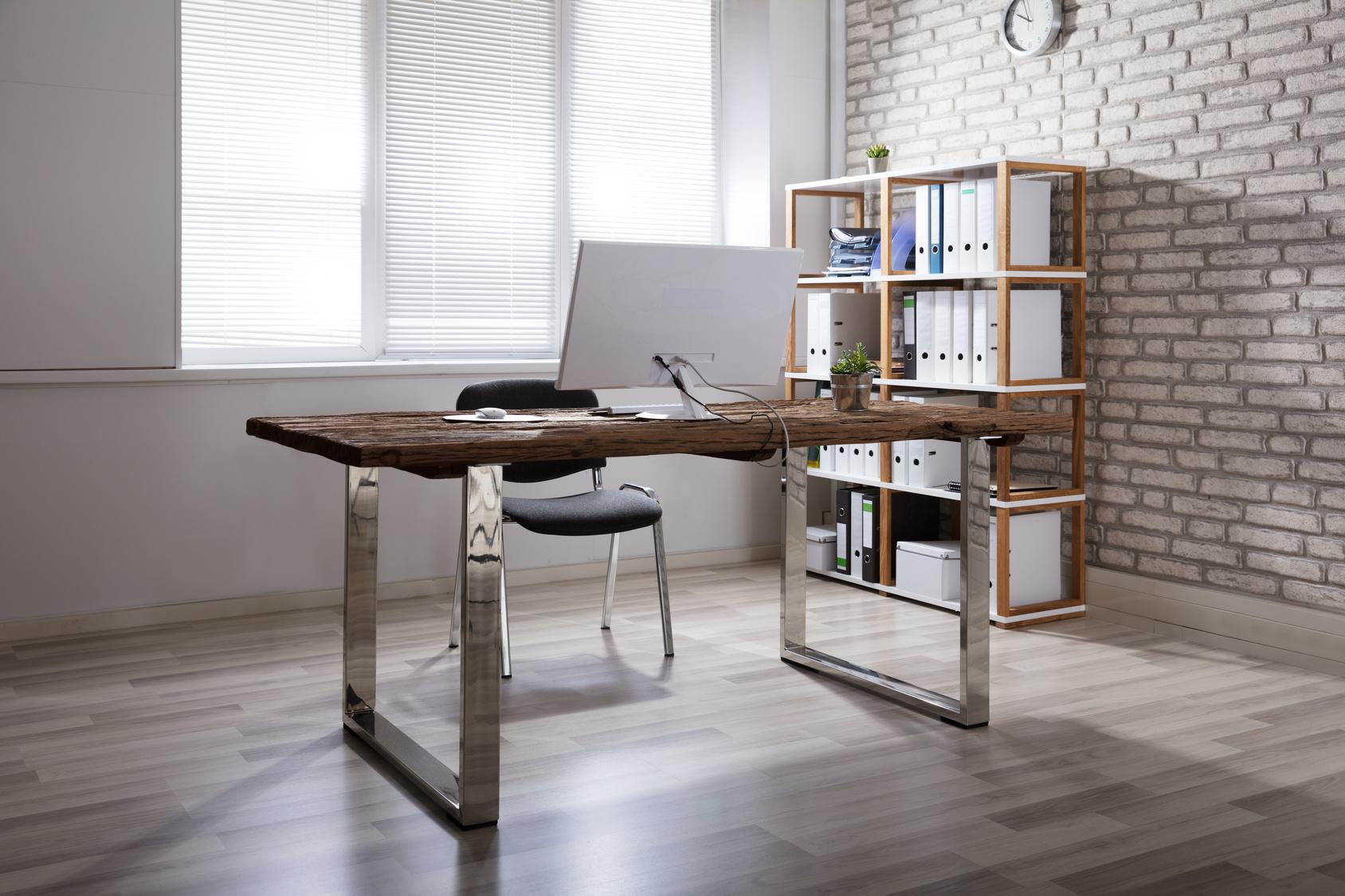 domowa przestrzeń do pracy